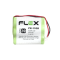 BATERIA 3.6V 600MAH FX-110U FLEX