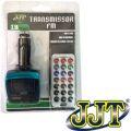 TRANSMISSOR FM JJM-018 JJT